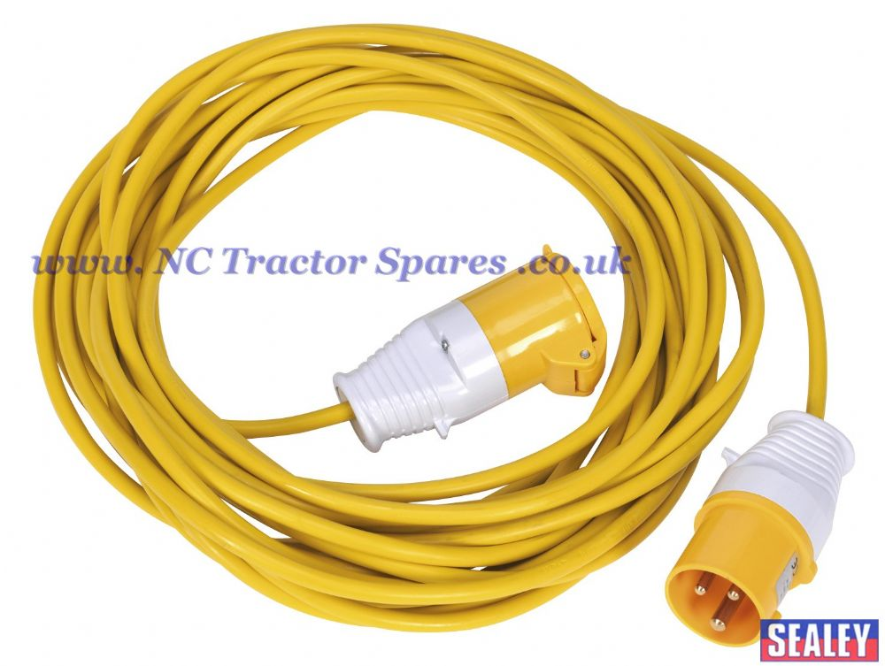 Extension Lead 14mtr 1.5mm Cable 110V